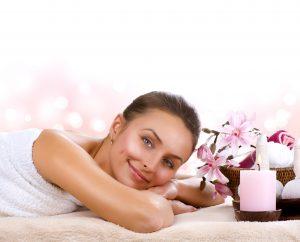 Spa Woman. Thai Massage